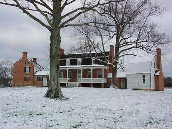 Thomas Stone House in Charles, MD