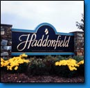 Haddonfield Commercial Sign