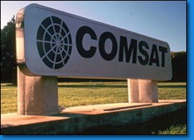 Comsat Corporate Sign