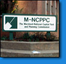 Maryland Recreation Center Sign