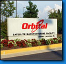 Orbital Commercial Sign